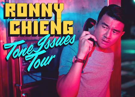 RONNY CHIENG: TONE ISSUES