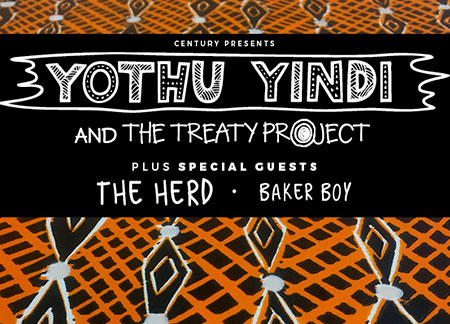 YOTHU YINDI & THE TREATY PROJECT
